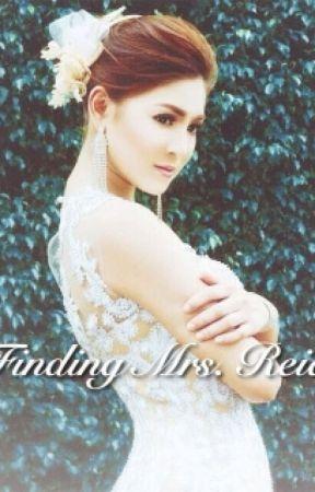 Finding Mrs. Reid by LittleRoses