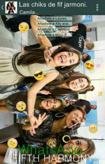 Fifth Harmony [WhatsApp] HUMOR