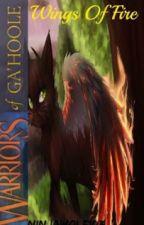 Warriors Of Ga'Hoole Book One: Wings Of Fire by NinjaWolf103