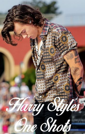Harry Styles One Shots // Book 6