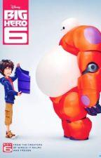Big Hero 6 by Sayii_fangirl