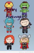 Baby Avengers! by Hail-Seitan
