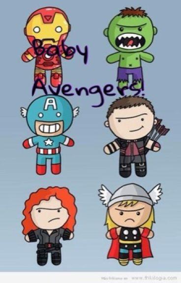 Baby Avengers!