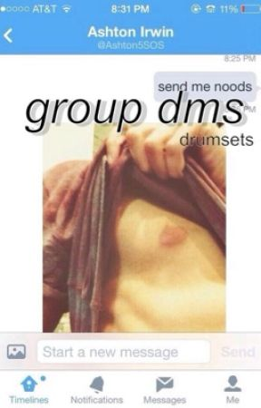 group dms ➵ ashton irwin by drumsets