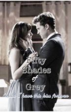 Fifty Shades of Grey - Could I have this kiss forever?  by Tamii0492