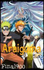 Araiguma ©(anime y tu) by final900