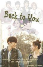 Back to You by Sensato_Novelista
