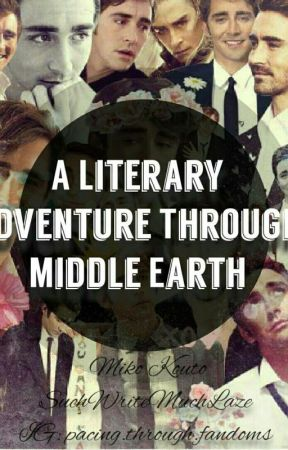 A Literary Adventure Through Middle Earth (and Other Fandoms