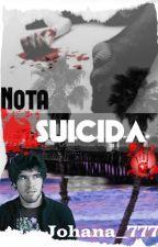 NOTA: Suicida.. (German Garmendia y tu) by Johana_777