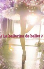 La bailarina de ballet (Louis Tomlinson) by amairannyhoran