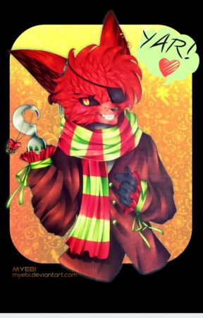 A furry, cute boy friend (Foxy x Reader LEMON) - A Furry
