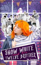 Snow White and her 12 Brothers by KIA_Kyungsoo
