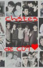 Chistes De CD9.✌ by Melani_Navarro