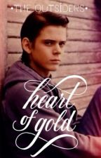 •Greaser with a heart of Gold• (Ponyboy Curtis love story.) by theoutsiders17