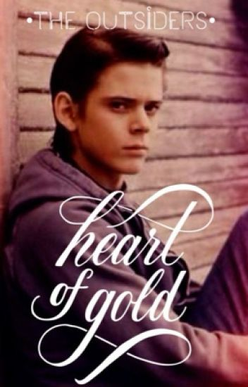 •Greaser with a heart of Gold• (Ponyboy Curtis love story.)
