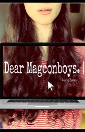 Dear Magconboys (old Magconboys, Cameron Dallas FF) by annisbooks