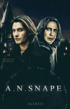A. N. Snape by Allreil
