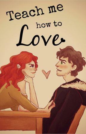 [Mericcup] Teach me how to Love by MarySueSanders