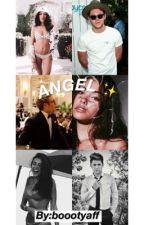 ANGEL ::NIALL HORAN by boootyaff