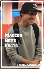 Magcon Boys Facts by netflixandchills