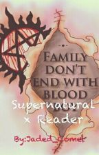 Supernatural x reader by Jaded_Comet