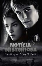 Entrevista Misteriosa ➕ by annytatiely5