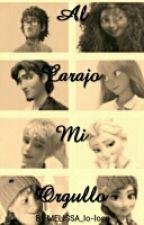 Al Carajo Mi Orgullo by MELISSA_lo-loca