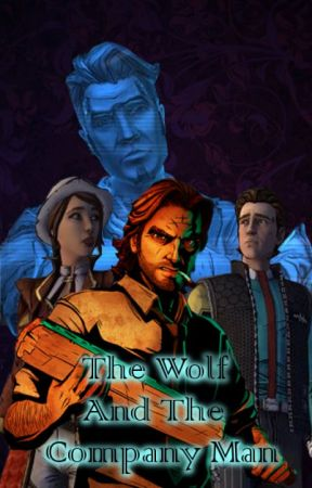 The Wolf And The Company Man (TWAU/TFTBL Crossover) by madambigballz