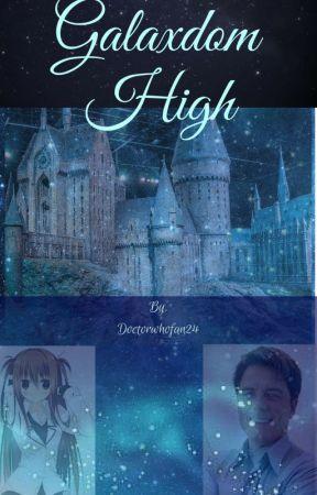 Galaxdom High by doctorwhofan24