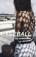 Baseball → jack g. au by cutesides
