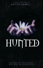 Hunted (Book One) by Words-Of-Fate