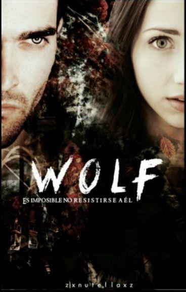 Wolf.→Derek Hale. [EDITANDO]