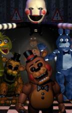 The adventures of the fnaf group by CrazyChild_