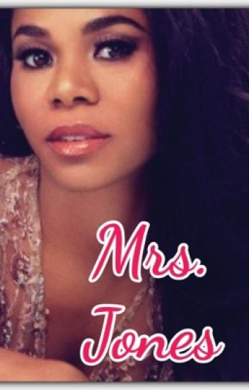 Mrs. Jones {Completed - Short Story}