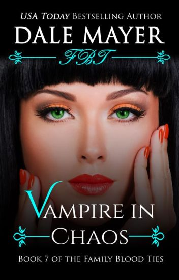 Vampire in Chaos - book 7