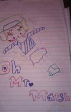 Oh Mr.Marsh ~ by sokalover123