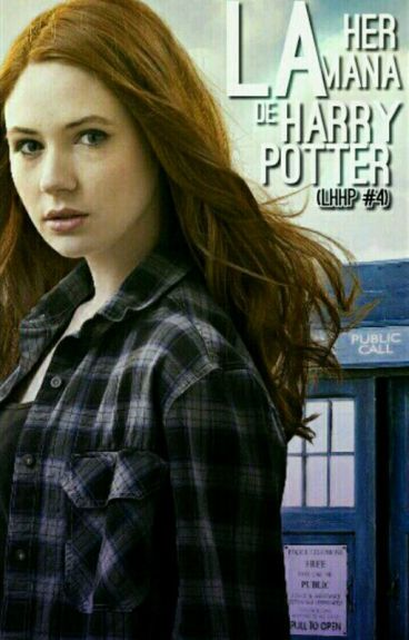 La hermana de Harry Potter 4