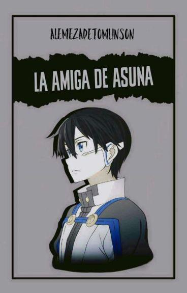 La amiga de Asuna (Kirito y Tú)