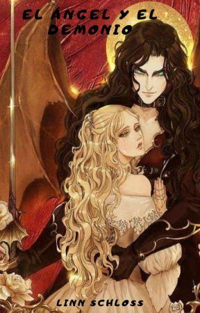 el ángel y el demonio by linnaltesschloss