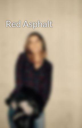 Red Asphalt by megamarie121