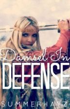 Damsel in Defense by SummerHayz