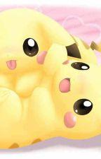 My life as a pikachu by takenotaku14