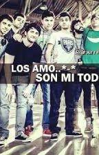 Los amo son mi todo *-* by inconditionally