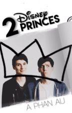 2 Disney Princes ➳ phan AU by americanpunchline
