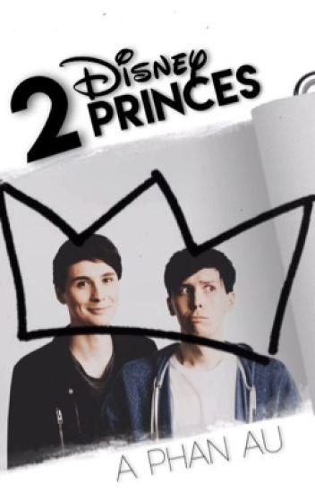 2 Disney Princes ➳ phan AU