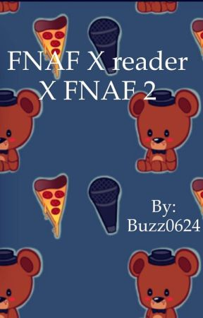 1-Shot FNAF x reader x FNAF 2 by MaddyCakeComic