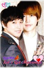 Kyumin, Let's Get Marriage by imKM1004