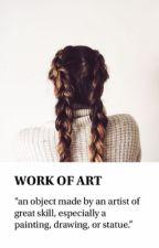 Work Of Art || Ashton Irwin by fletcherssmile98