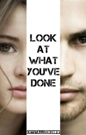 Look At What You've Done | A Sheo Fanfiction by crystallizedsnow