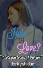 [TaeNy] Hate or Love? (Editing) by dorkyshidae